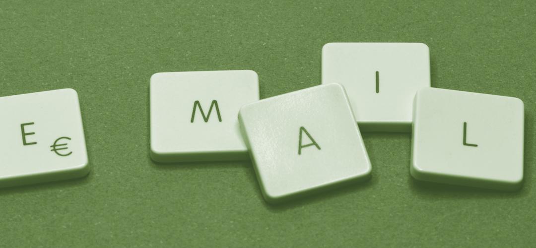 Vidste du at du næsten sender sikker mail i dag?