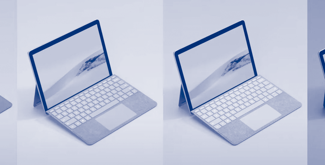 Vi byder varmt velkommen til Surface Go 2 & Surface Book 3